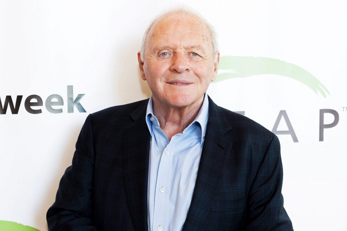 'Working in 'The Father' made me think about my past,' says Anthony Hopkins