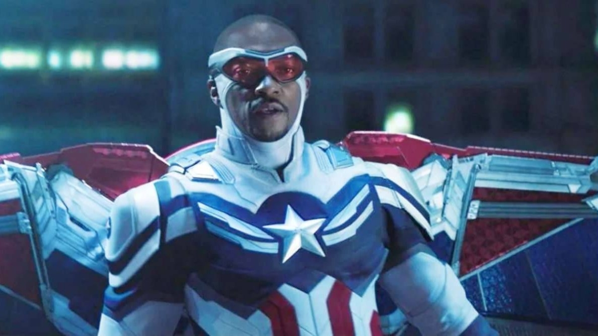 Sam Wilson took up the shield as the new Captain America in Falcon and Winter Soldier