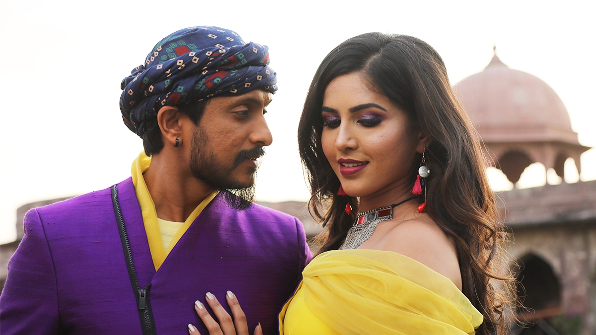 'Manamohana' song from 'Krishna Talkies' steals the hearts of fans