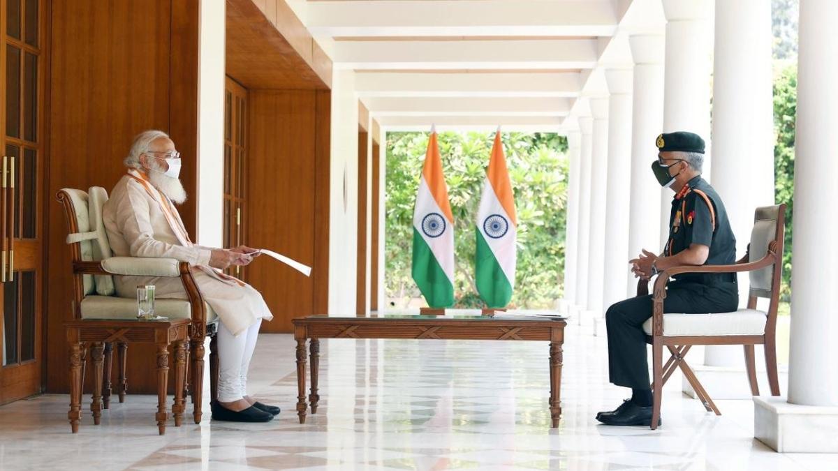 PM Modi reviews Army's preparedness, initiatives in COVID-19 management