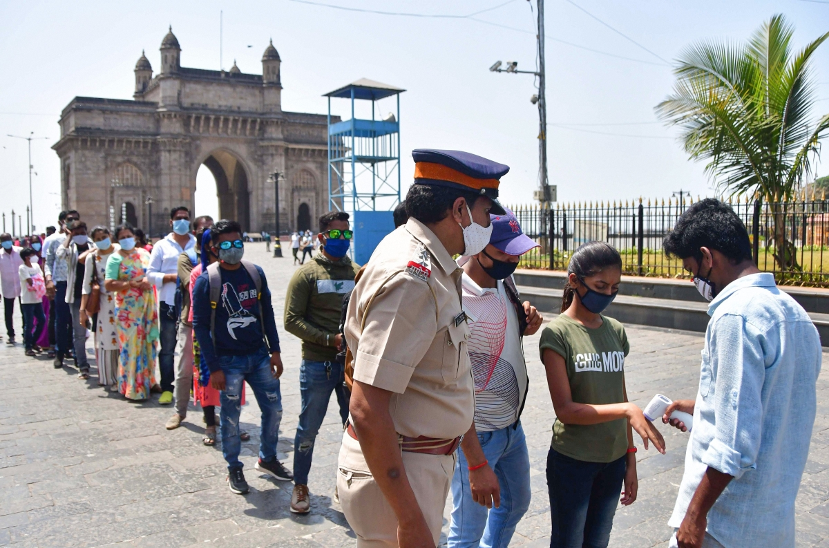 Mumbai sees gradual decline in COVID-19 numbers; check out total cases, deaths, tests in last 15 days
