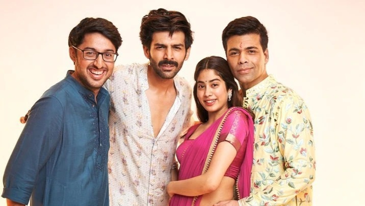 'Clearly a smear campaign': Kartik Aaryan's fans lash out at Karan Johar over 'Dostana 2' row, raise nepotism issue