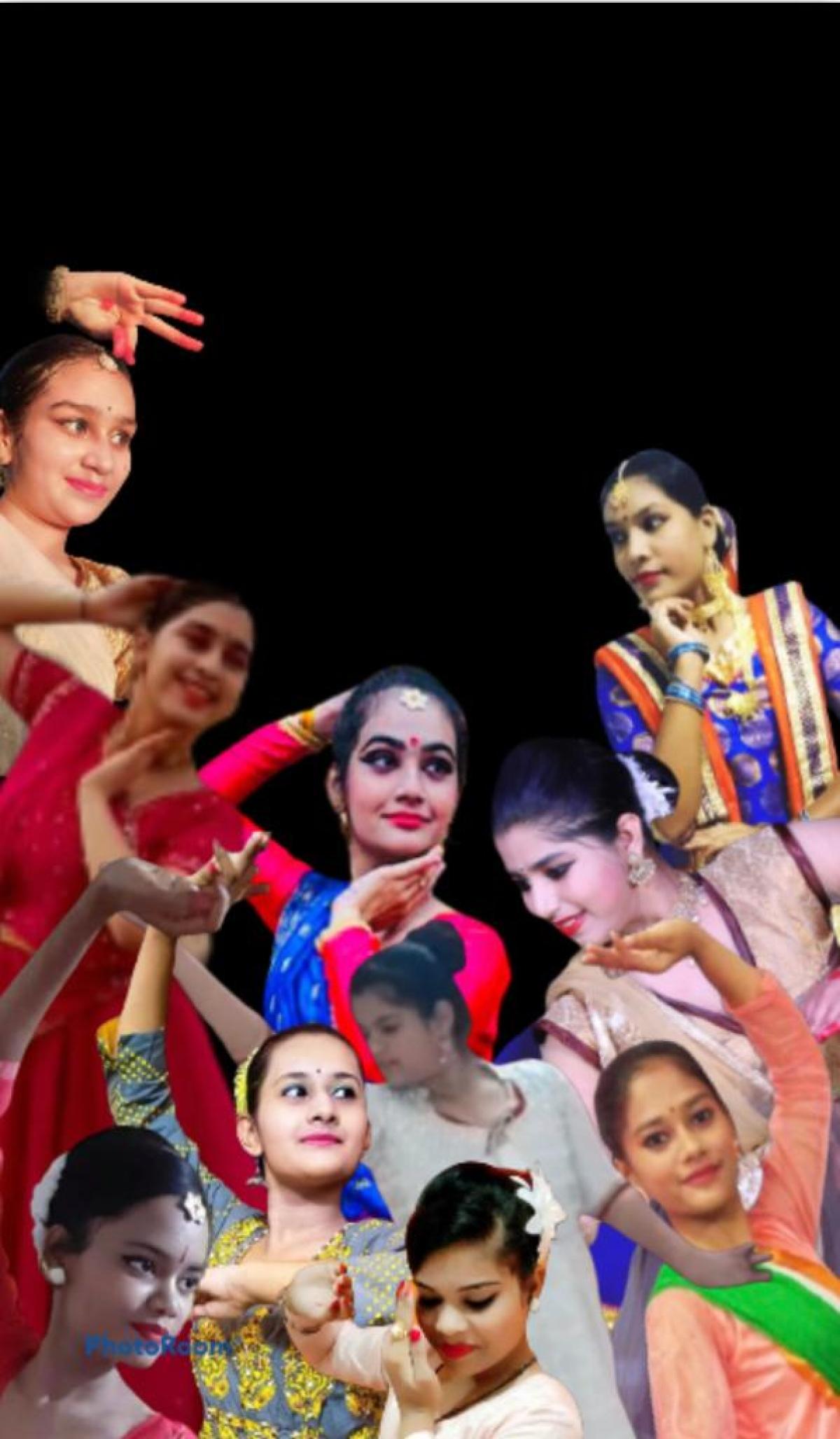 Artists of Nrityaradhana Nritya Mandir present an online dance themed on prayer to eradicate corona