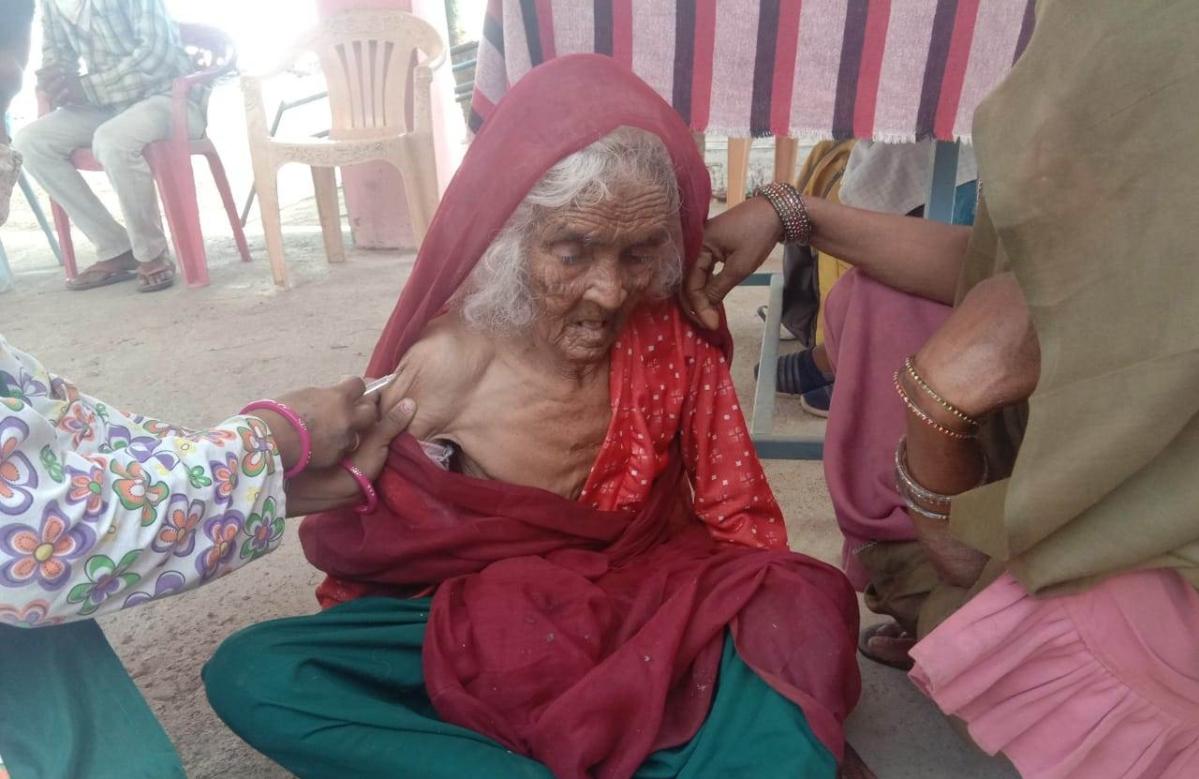 Madhya Pradesh: 3,908 get vax jab in Alirajpur