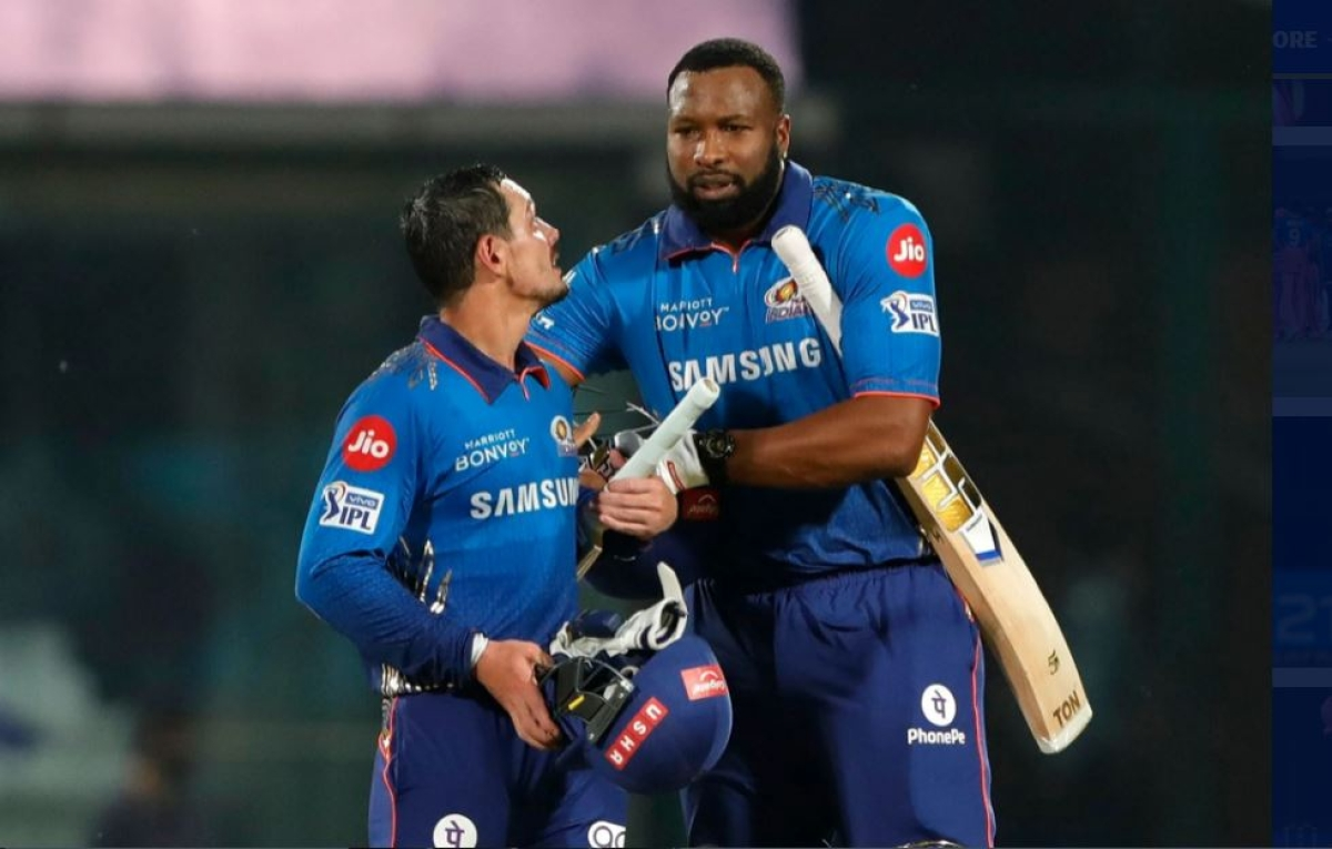 Fierce rivals battle for supremacy: Defending champions Mumbai Indians take on former champions Chennai Super Kings