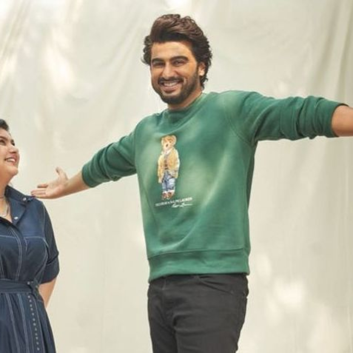 Arjun Kapoor and his sister Anshula raise Rs 1 crore to provide relief amid COVID-19 crisis
