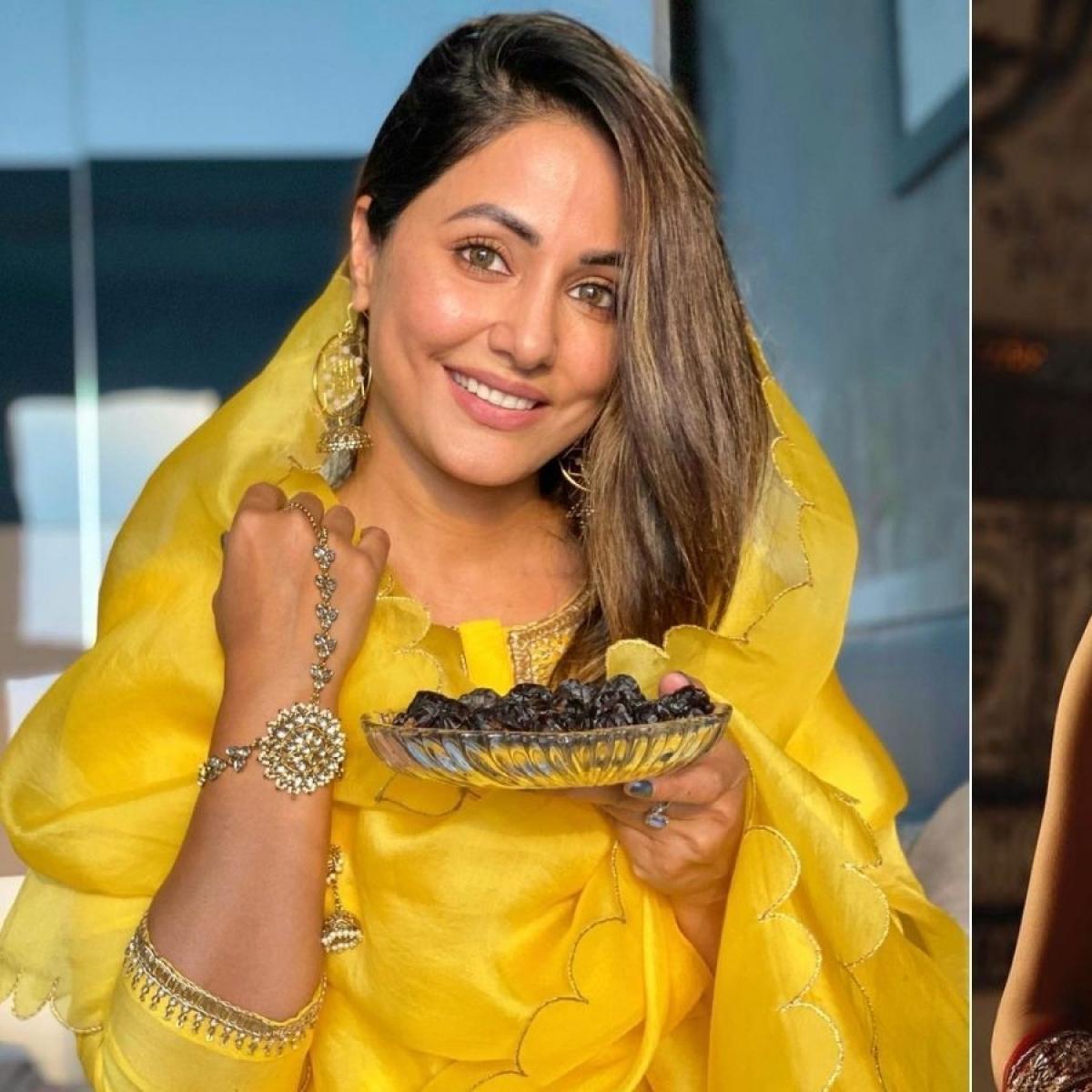 From Hina Khan to Sara Ali Khan, Bollywood celebs extend Ramadan 2021 wishes