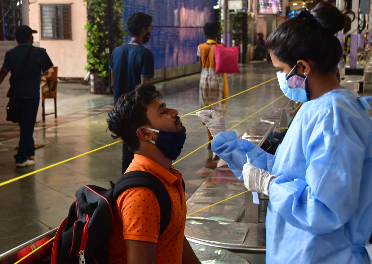 India records 53,256 new COVID-19 cases, lowest in 88 days