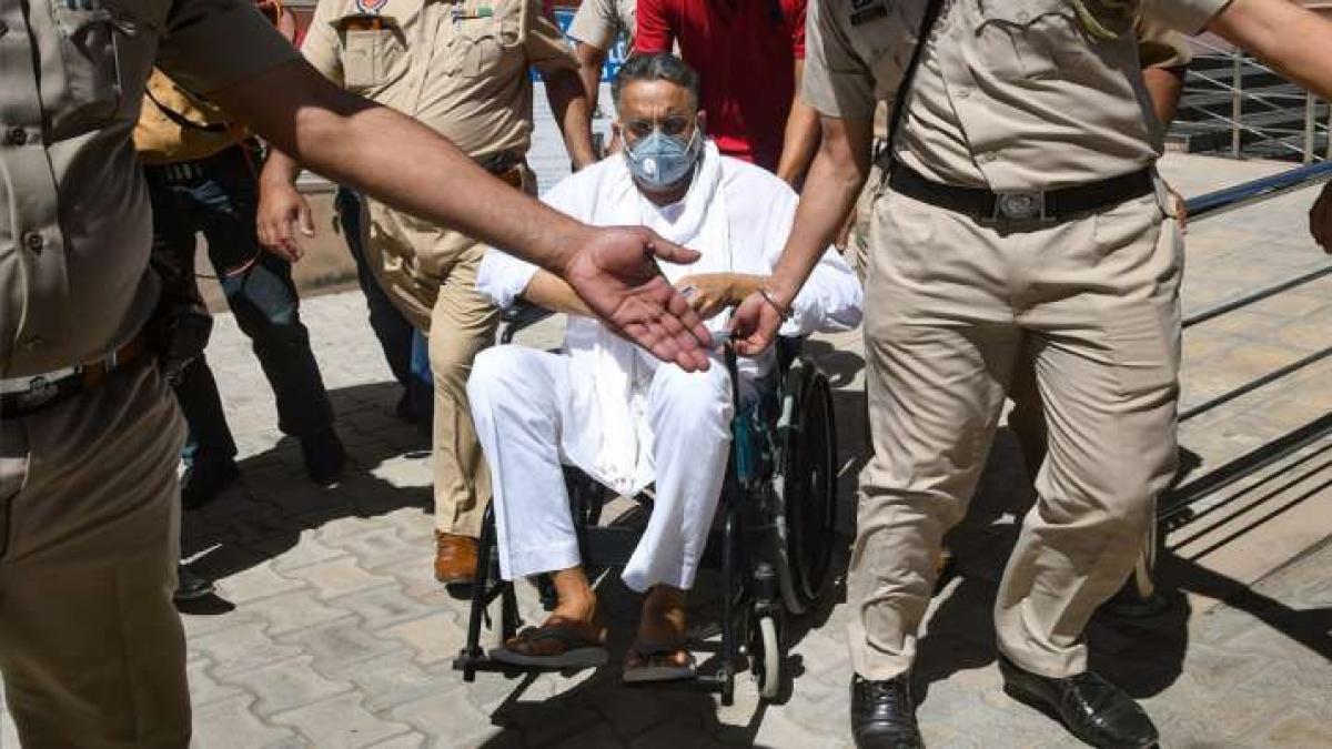 Uttar Pradesh: Mukhtar Ansari among 26 Banda Jail inmates who tested positive for COVID-19