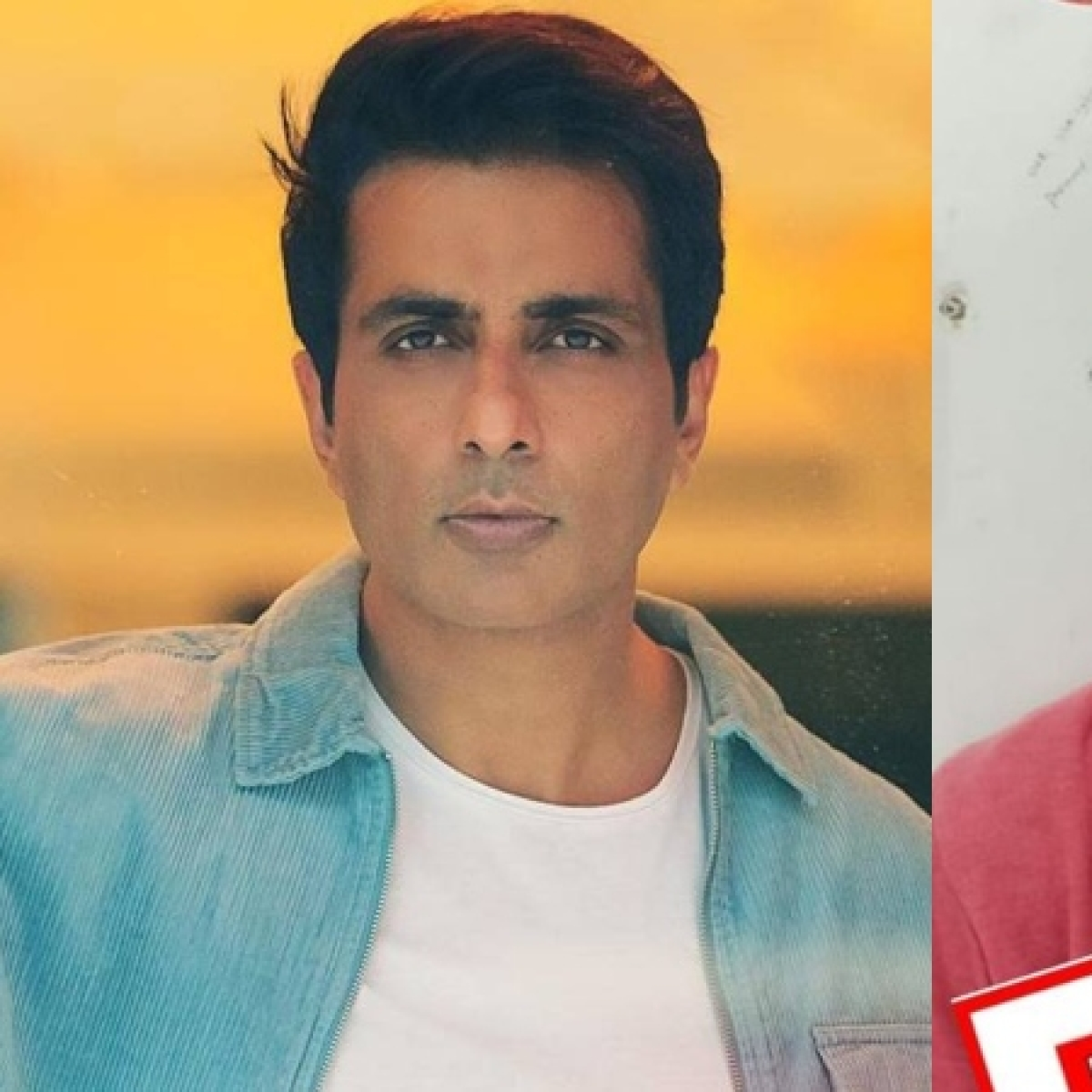 Sonu Sood impersonator held for 'cheating needy people', actor warns