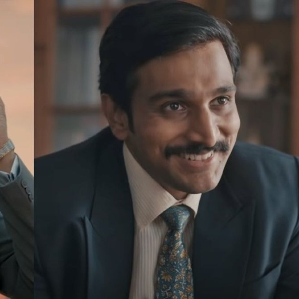 'Scam 1992' actor Pratik Gandhi says 'unfair to compare' his performance with Abhishek Bachchan's in 'The Big Bull'