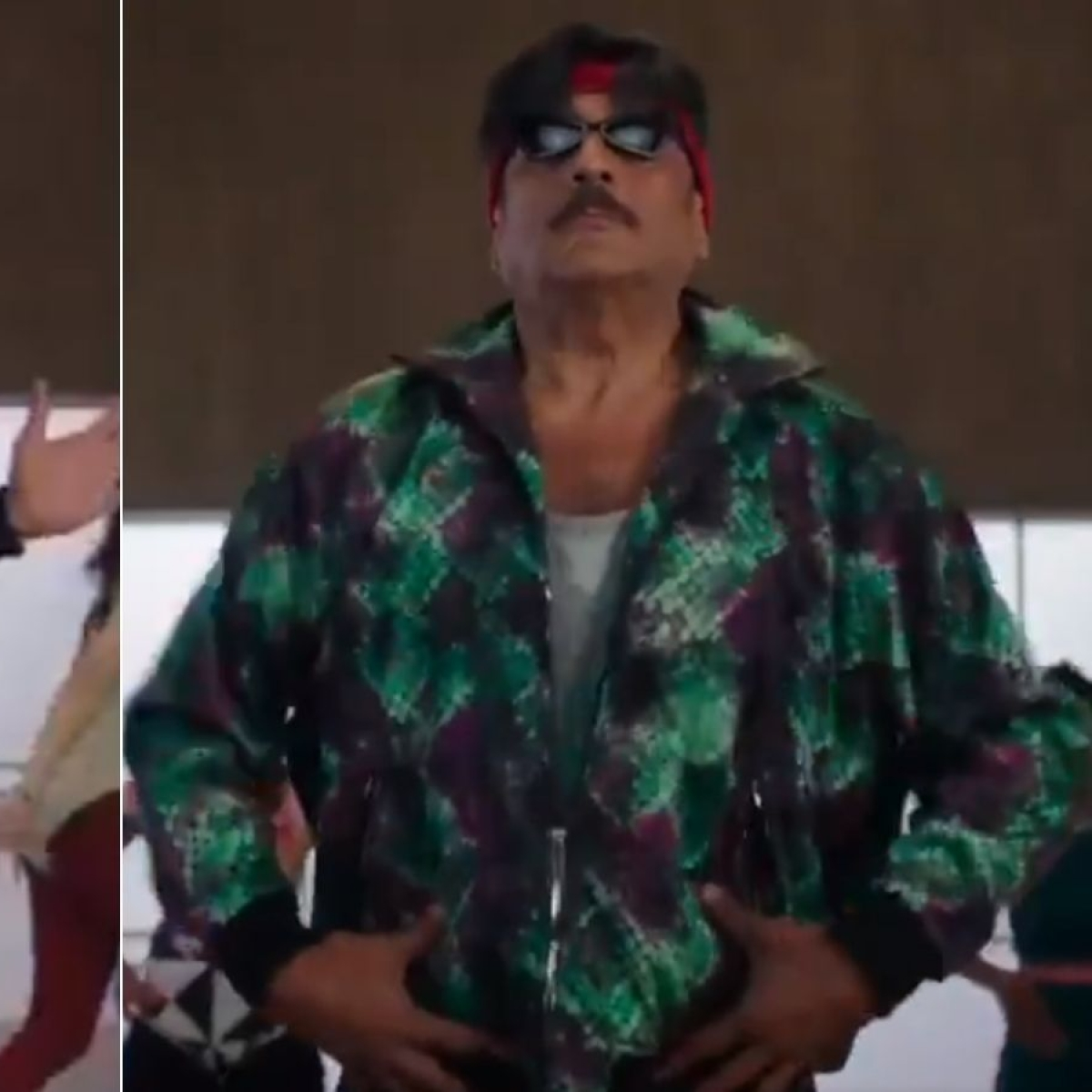 Watch: Jackie Shroff's unseen Zumba avatar catches 'Ram Lakhan' co-star Anil Kapoor's attention