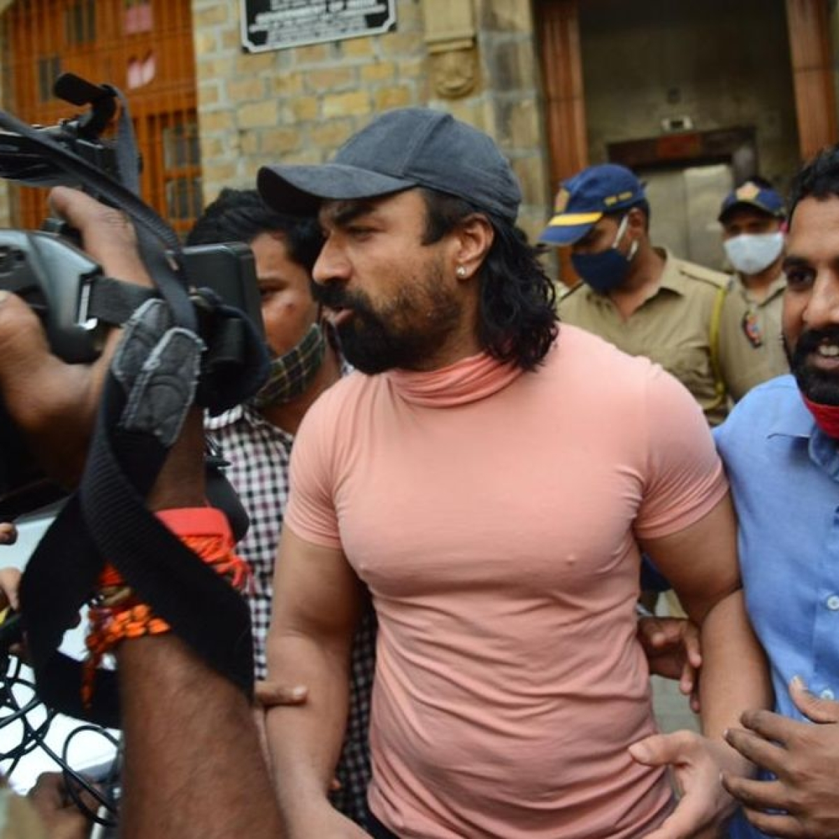Mumbai: TV actor on the run after NCB recovers drugs at residence, following Ajaz Khan's interrogation