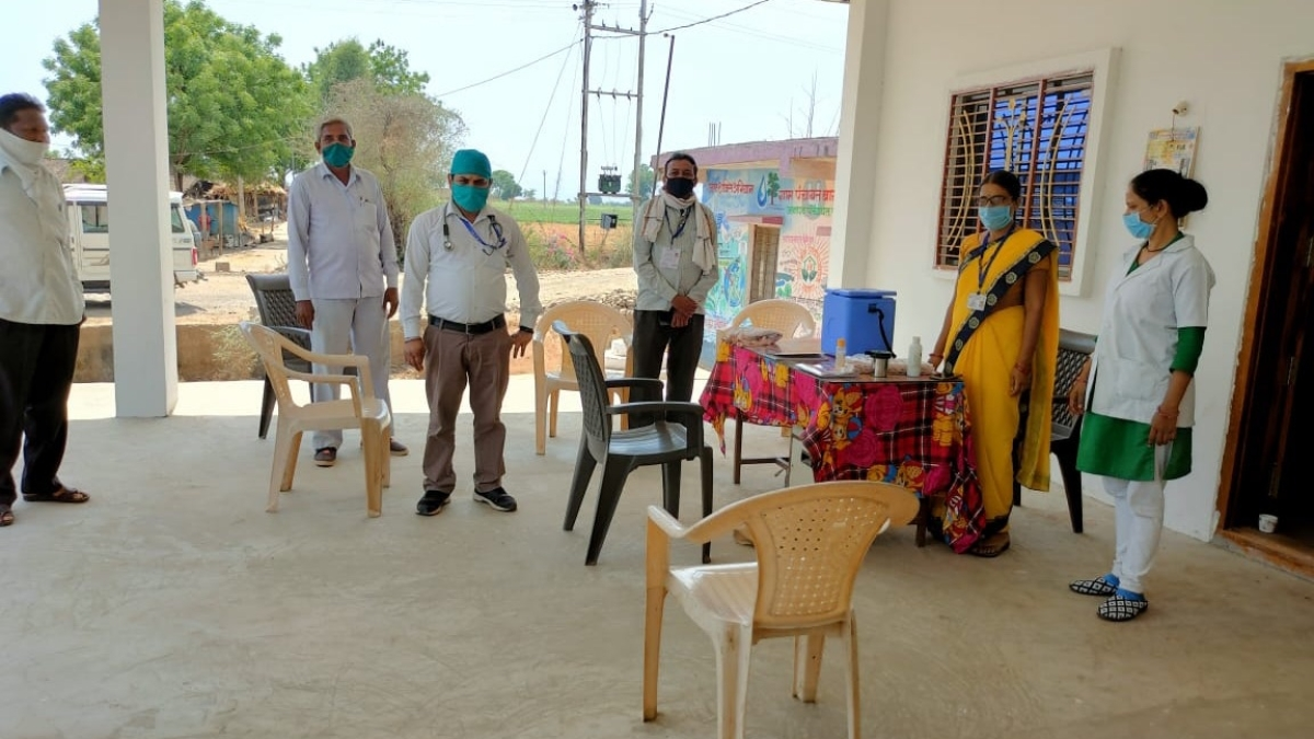 Madhya Pradesh: Despite the administration's counseling, three villages record no vaccination