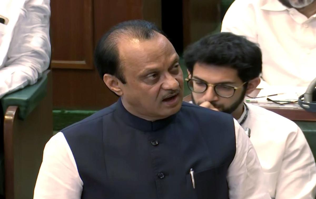 Deputy CM Pawar, BJP leaders in verbal duel over MVA govt's survival