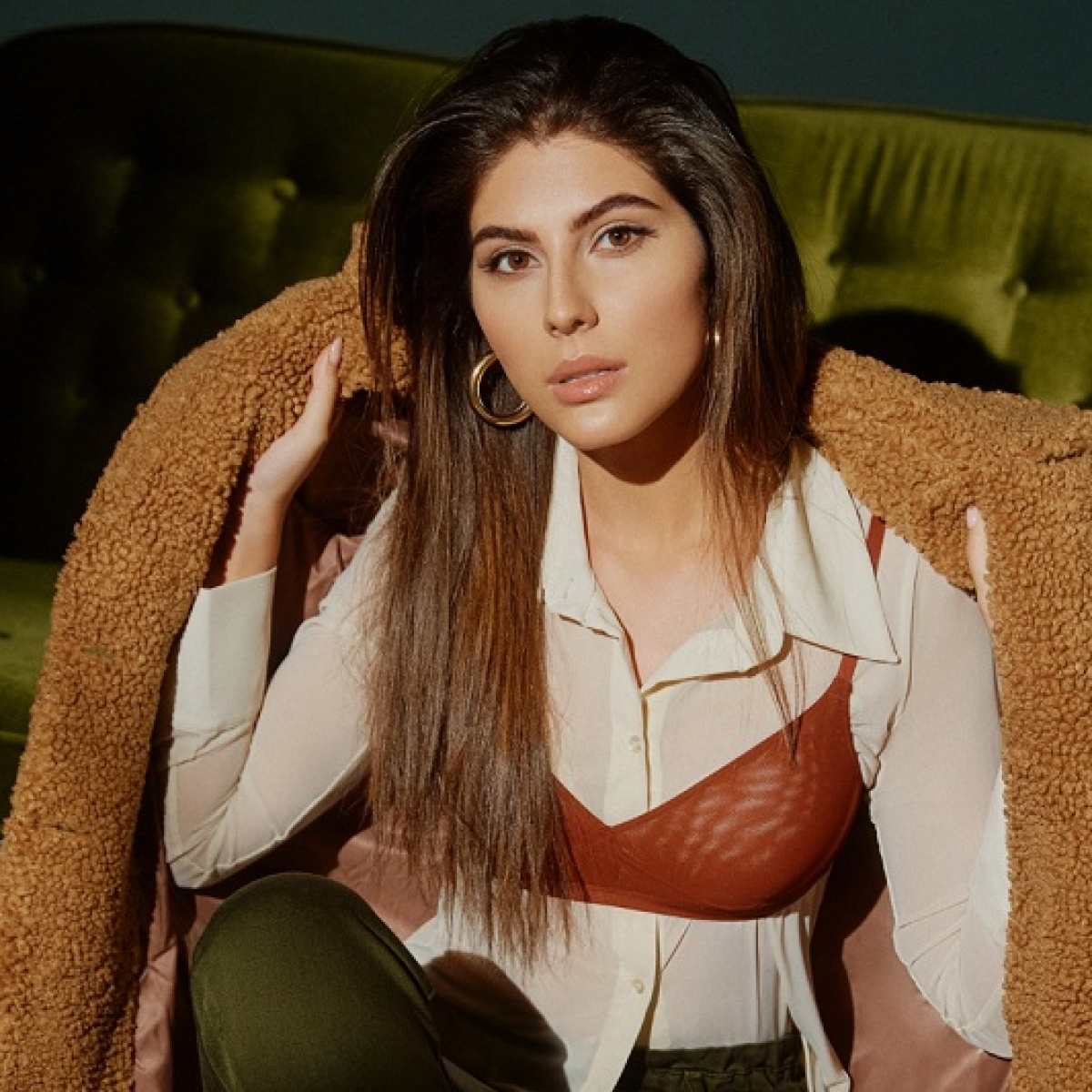 It's tiring to meet beauty standards at all times: 'Sacred Games' actor Elnaaz Norouzi