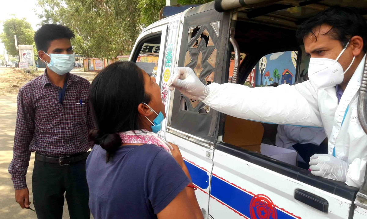Bhopal: Oxygen and Remdesivir shortage comes in the way of increasing the number of beds
