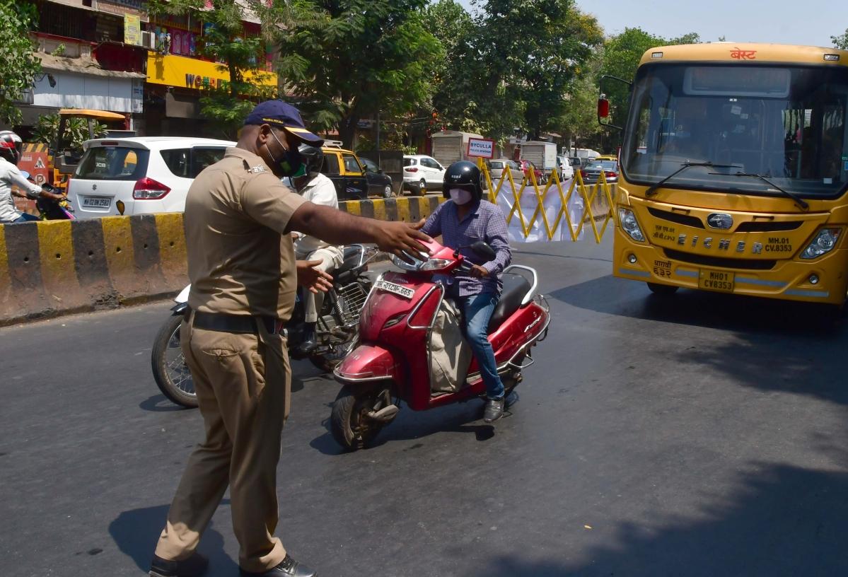 COVID-19 in Mumbai: South Mumbai wears a desolate look
