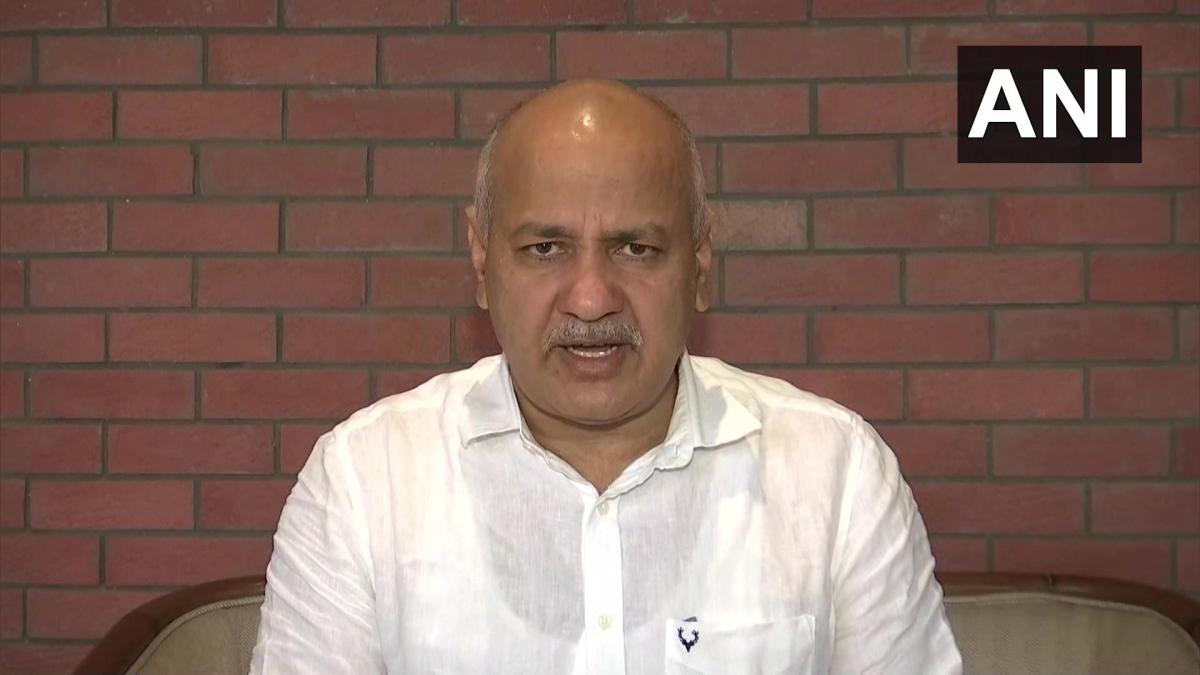 'Increase Delhi's quota of oxygen supply': Dy CM Manish Sisodia 'again' requests Centre