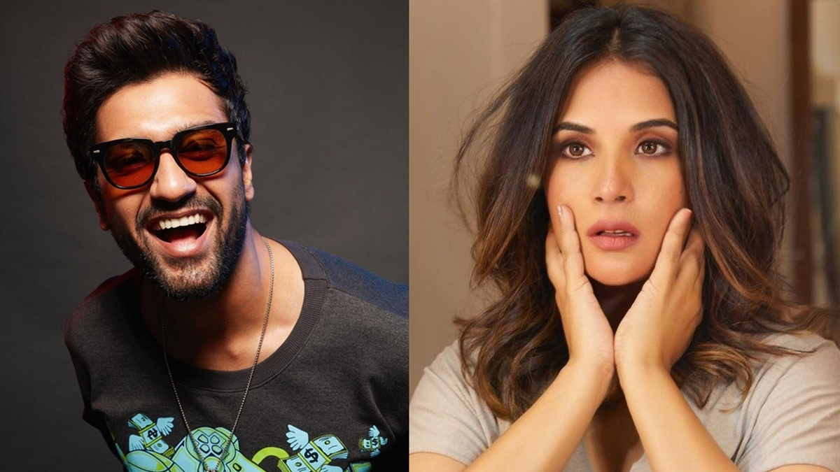 Twitter thread calling Vicky Kaushal 'picky, sticky, icky' leaves Richa Chadha in splits