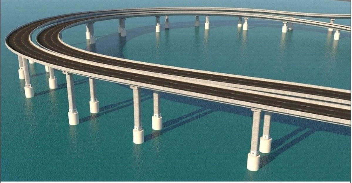 Mumbai's Coastal Road bridge pillars to be built using mono-pile technology