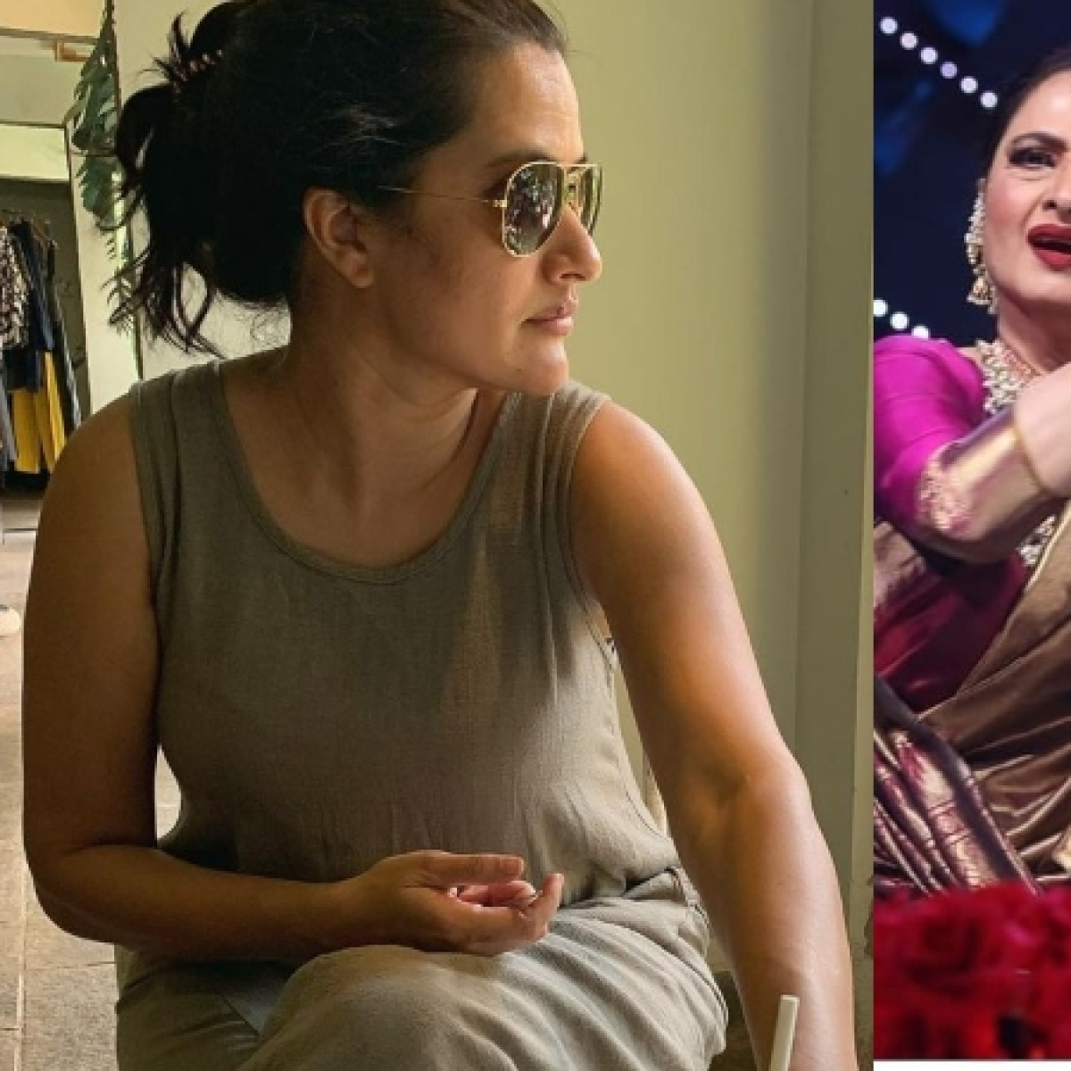 Sona Mohaptra reacts to Rekha gracing singing reality show, calls out channel for 'glorifying' #MeToo accused Anu Malik