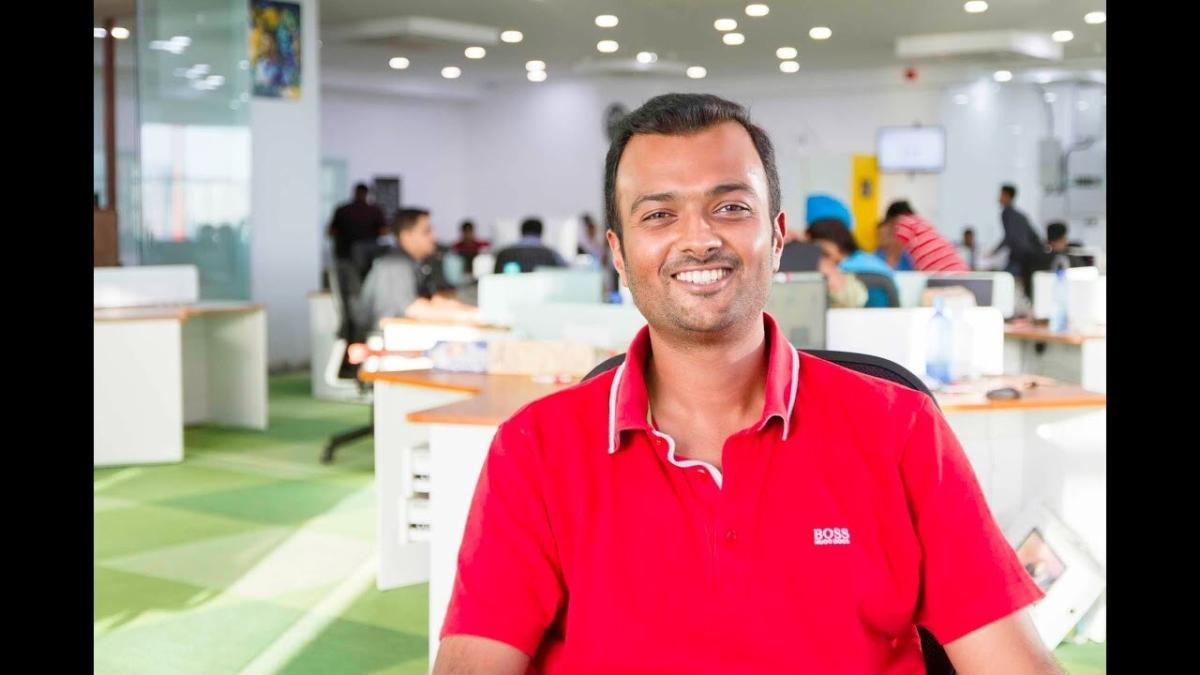 Harsh Jain,  Co Founder, Dream Sports