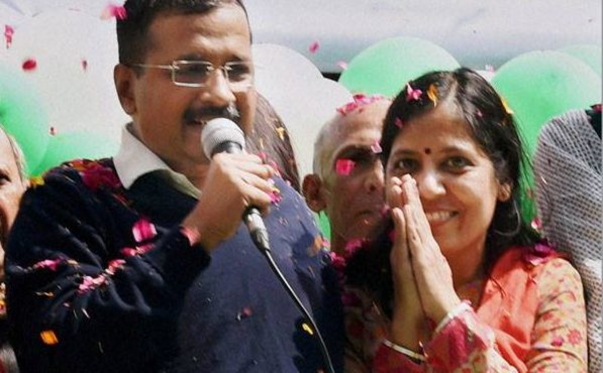 Delhi CM Arvind Kejriwal quarantines himself after wife tests positive for COVID-19