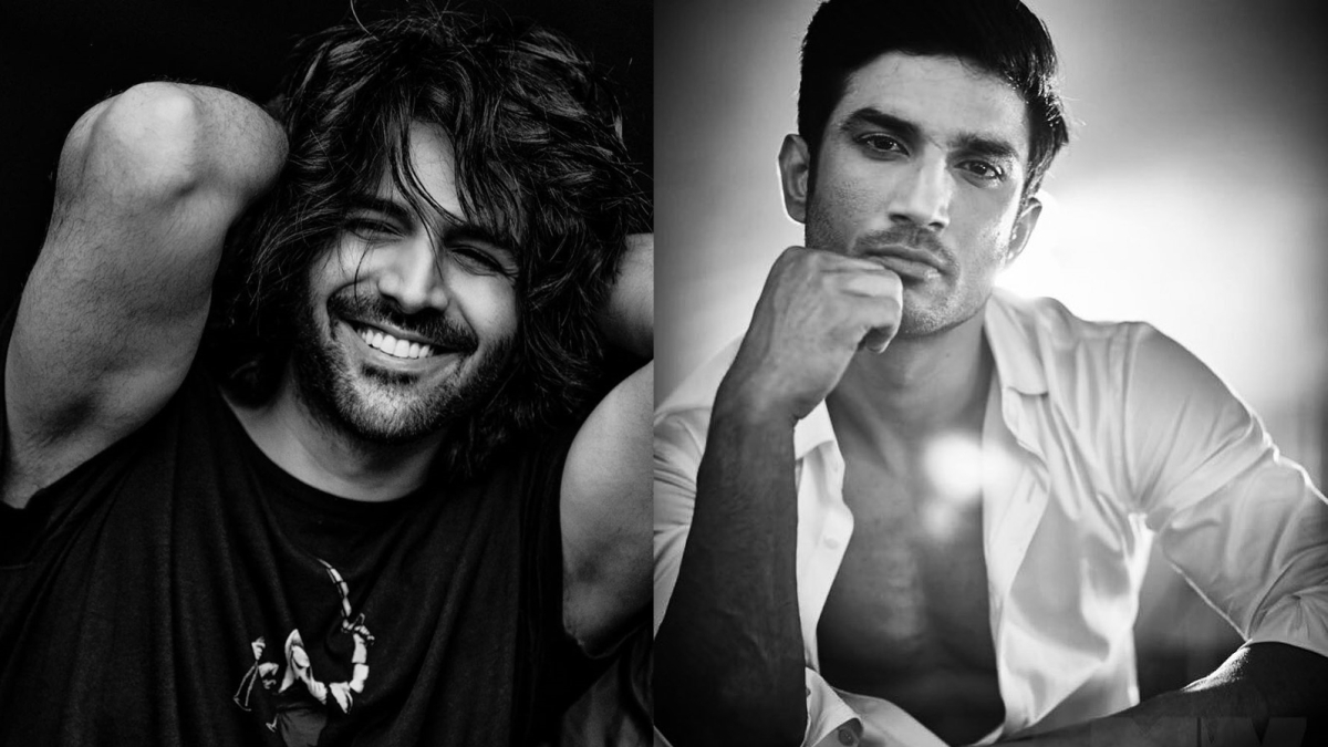 When Kartik Aaryan wanted Sushant Singh Rajput to delete his social media account