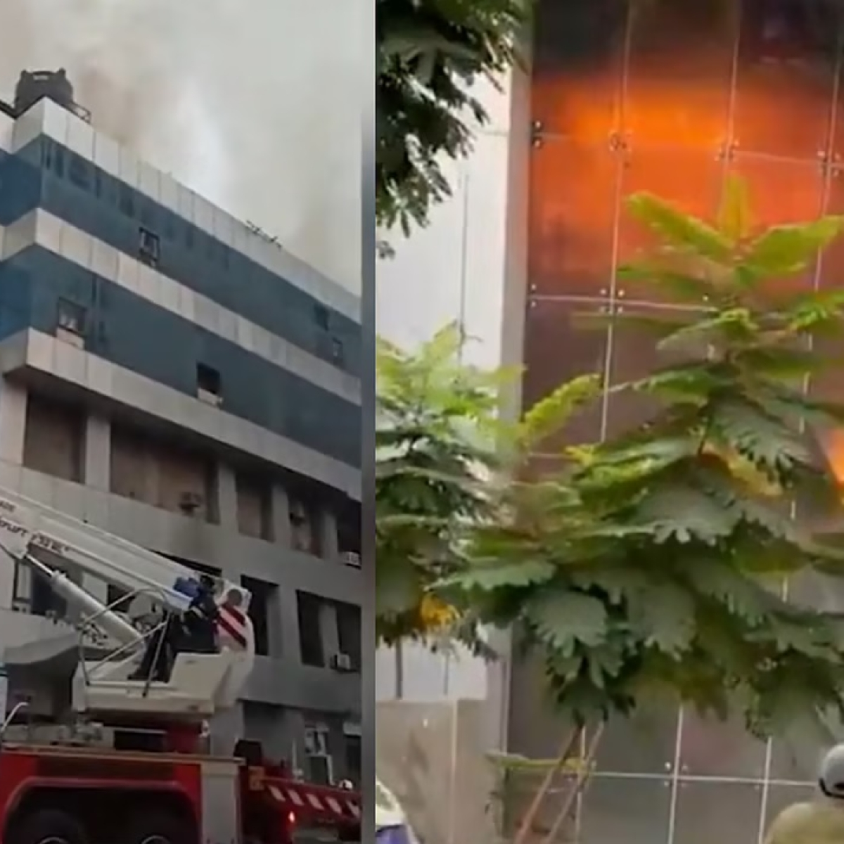 Sunrise Hospital Fire: Bombay HC to hear plea against revocation of provisional OC