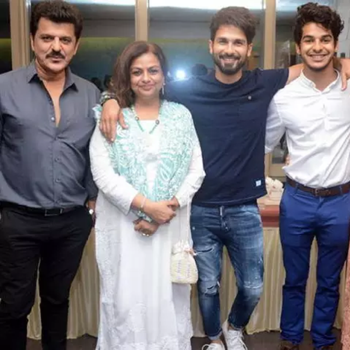 'First time I actually experienced grief': Shahid Kapoor's mom Neelima Azeem on her failed marriage with Pankaj Kapur