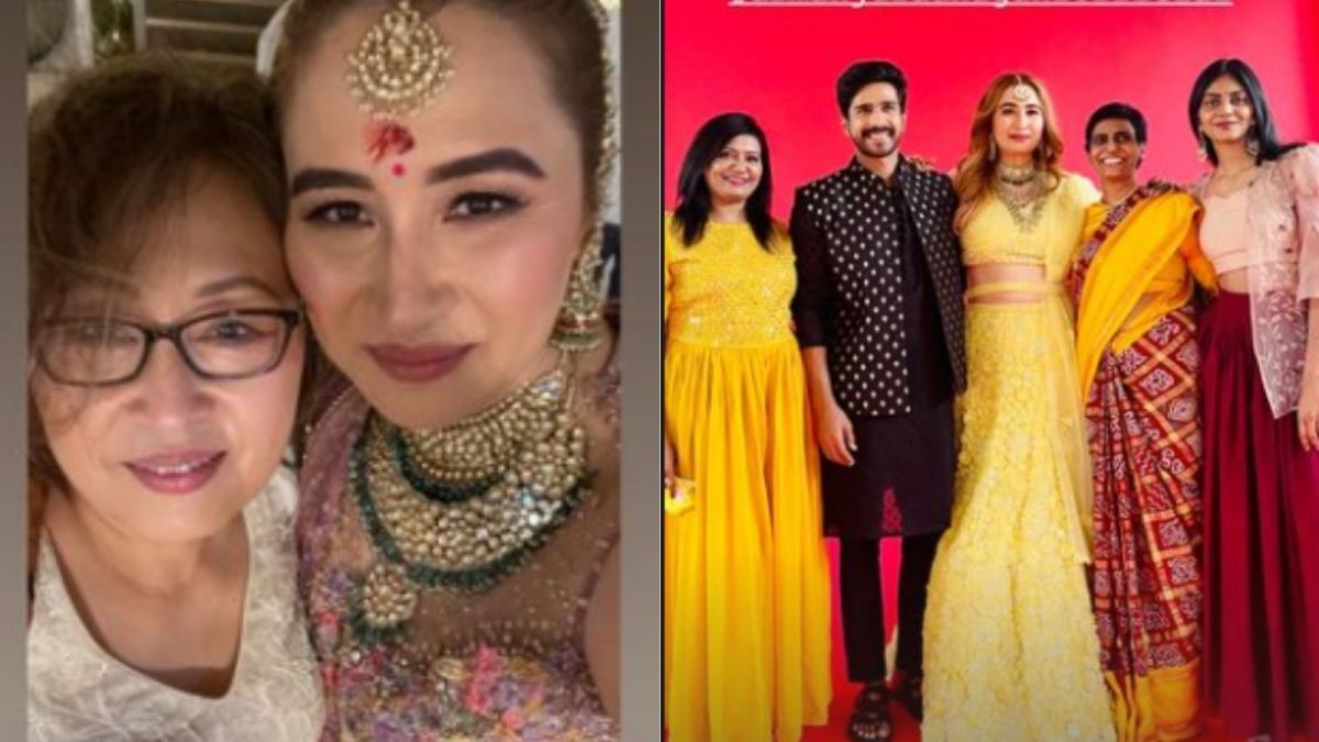 Inside pictures of Jwala Gutta and Vishnu Vishal's pre-wedding festivities