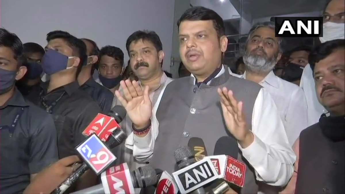 COVID-19 in Mumbai: Devendra Fadnavis hails centre for higher oxygen and Remdesivir allocation