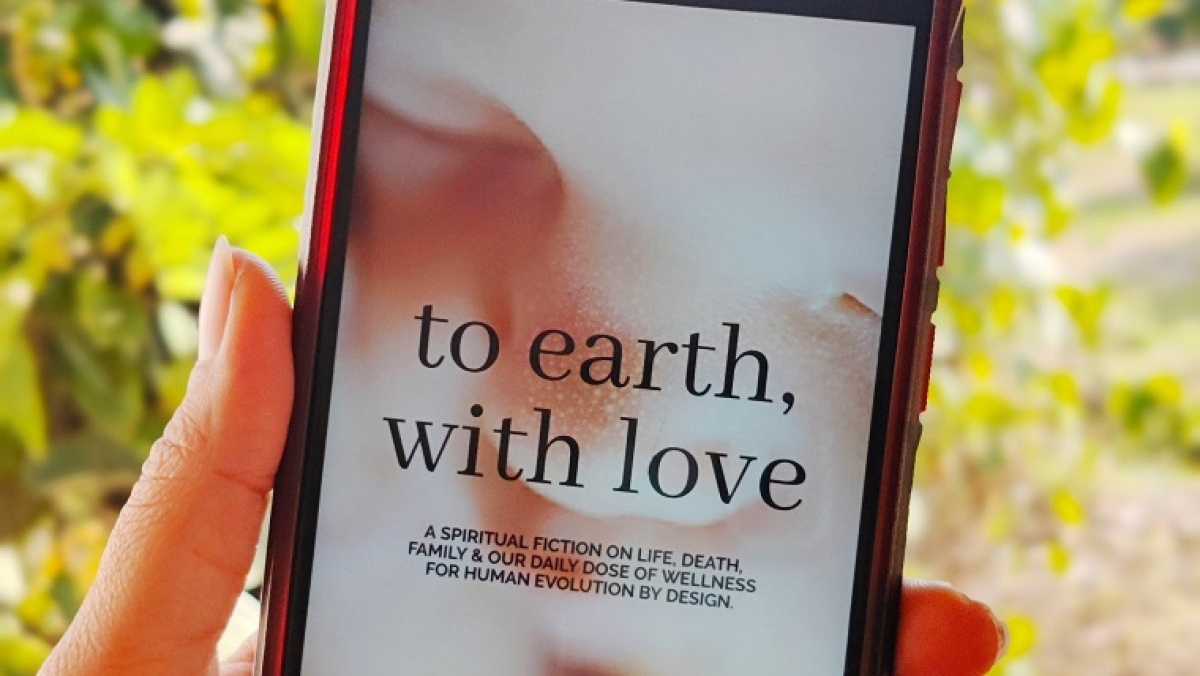 To Earth With Love: Spirituality meets design in Gitanjali Pahwa's book