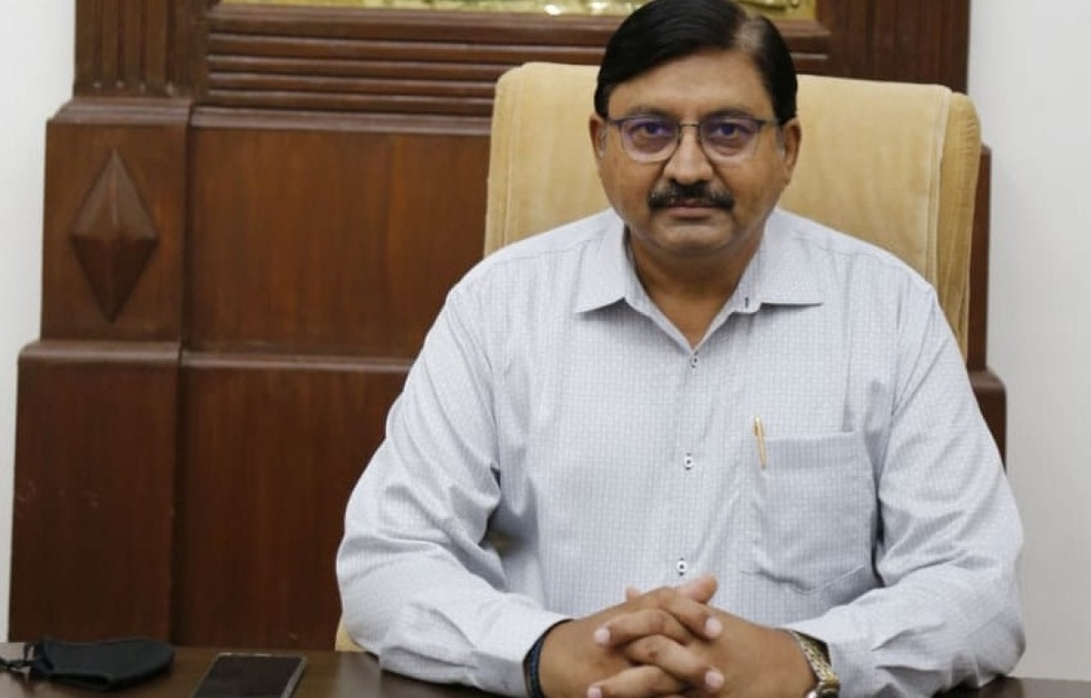 Alok Kansal takes over additional charge of GM, Central Railway