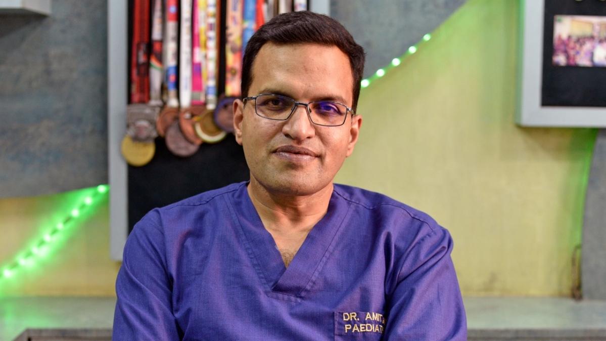 Dr Amit Bang