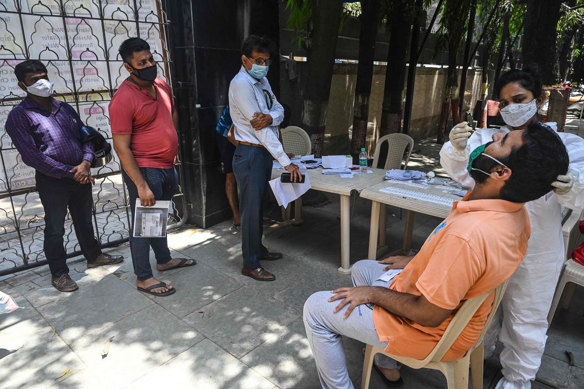 COVID-19 in Mumbai: 7,214 test positive, 35 deaths reported on April 20