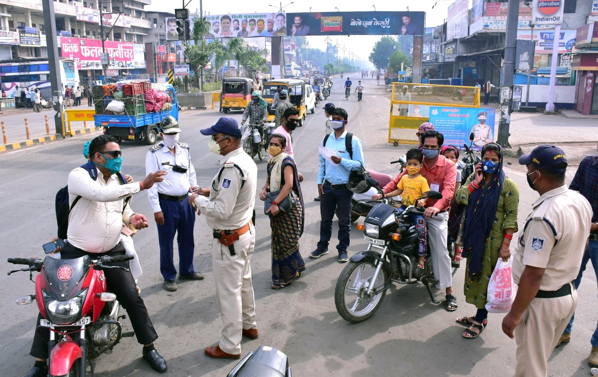 Indore: LUCK DOWN? Follow what maximum city is doing during lockdown