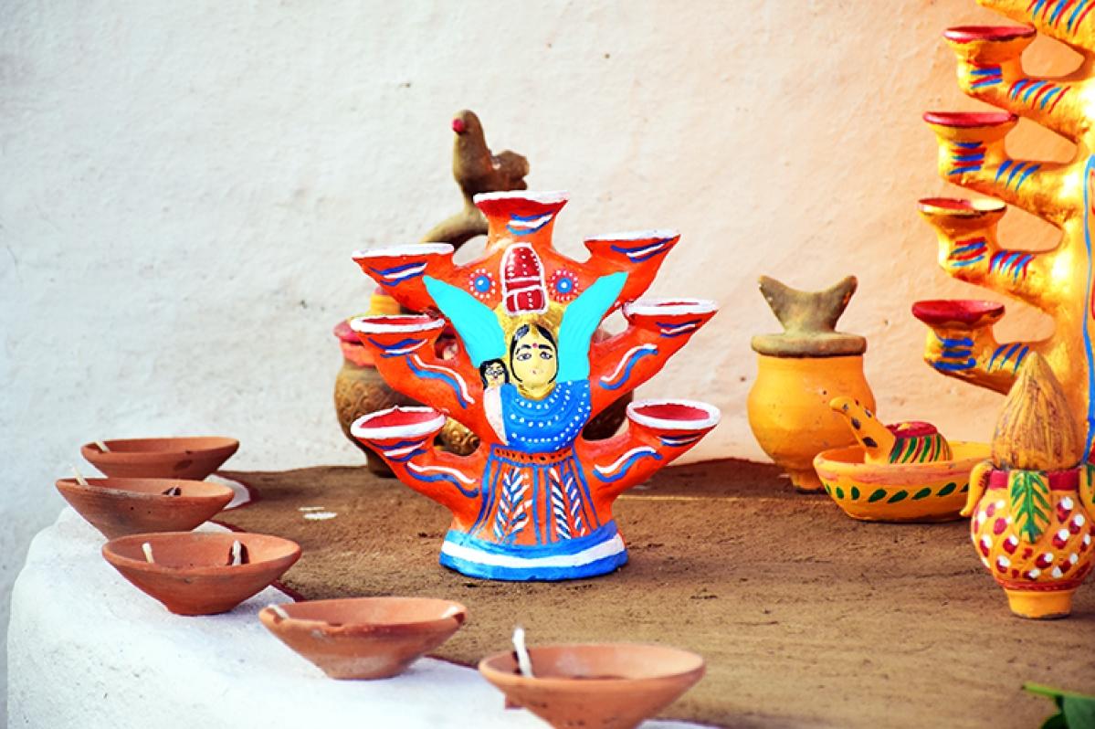 Diwali dolls