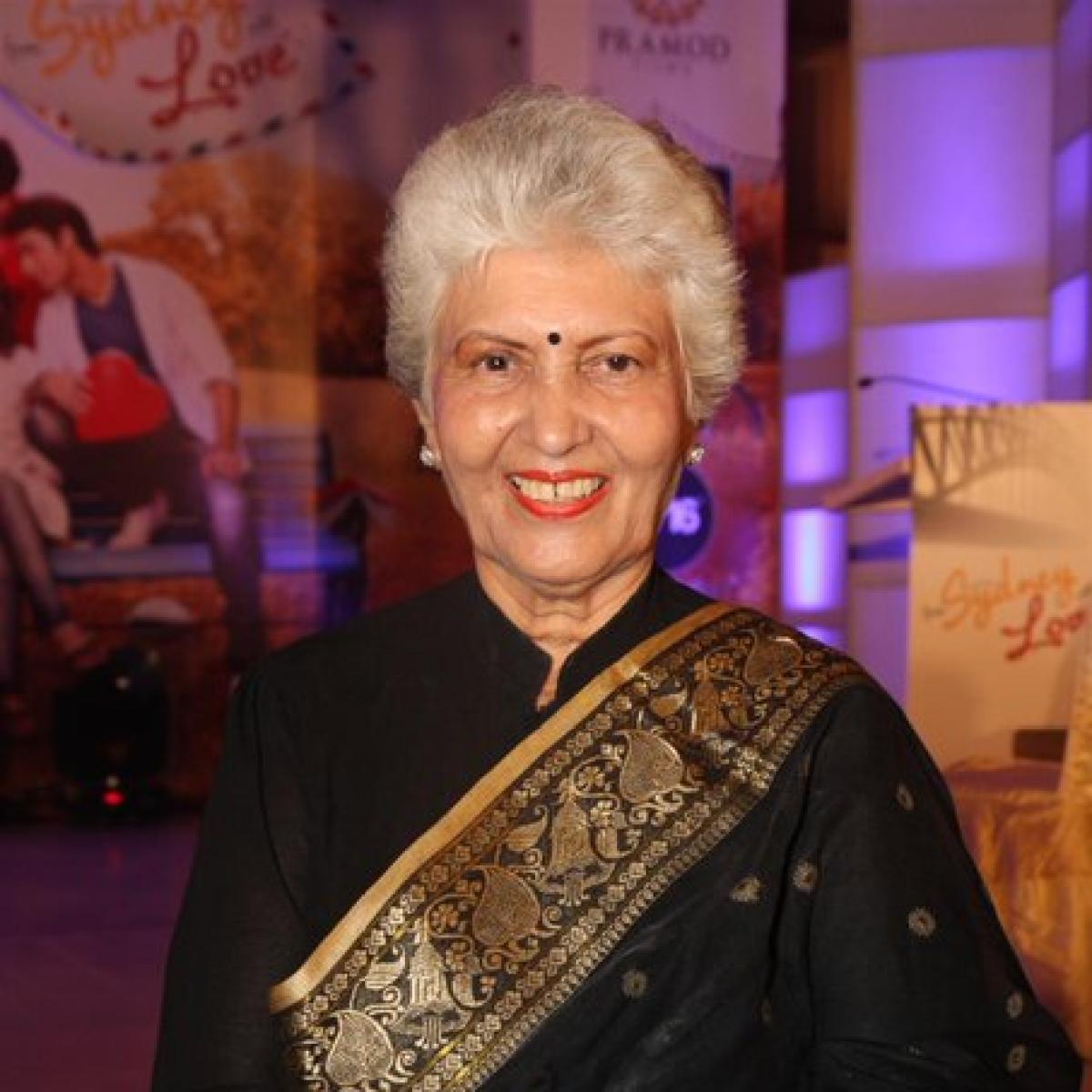 Veteran actress Shashikala passes away at 88