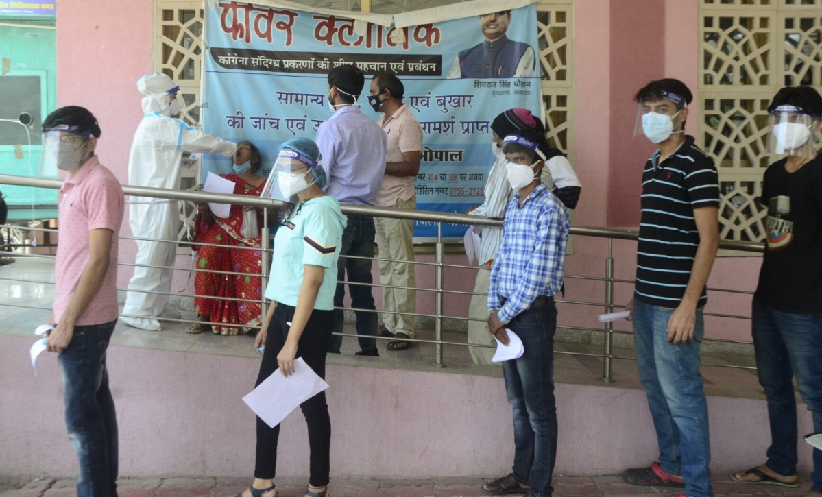 Madhya Pradesh: Vaccination drive for above 18 years may be put off until after May 10