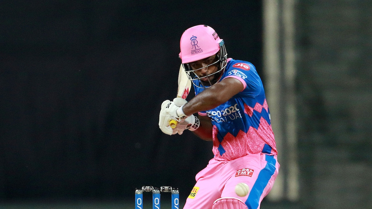 IPL 2021: RR vs PBKS - I don't think I could have done anything more, says Samson after RR's loss