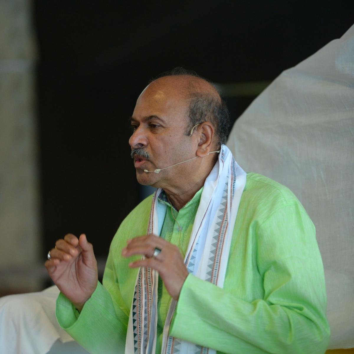 "The Mantra ""Asato-Maa Sat-Gamaya…"": NJ Reddy, YPV Sadhana"