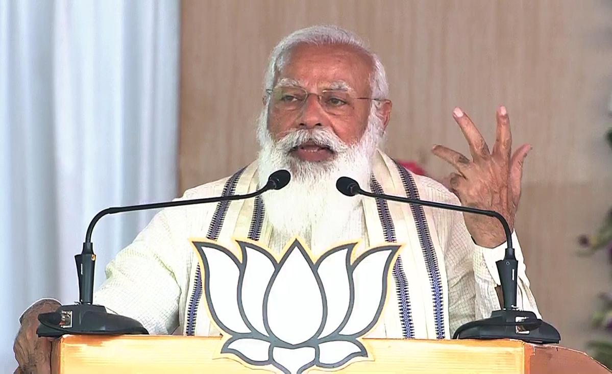 Kerala Assembly polls 2021: Both LDF, UDF guilty of seven sins, says PM Modi