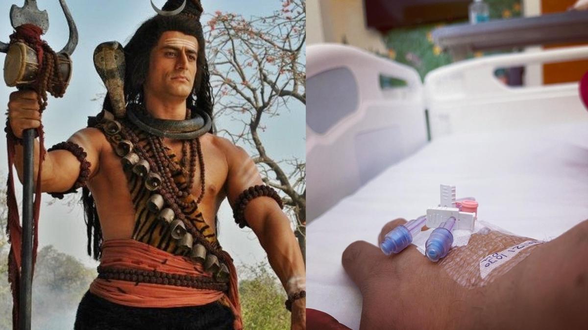 'Devon Ke Dev Mahadev' actor Mohit Raina, 38, hospitalised after testing positive for COVID-19