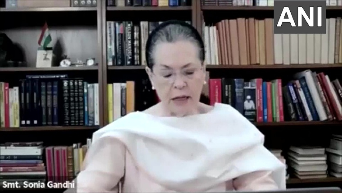 Shouldn't vaccine export be held back and priority given to our citizens: Sonia Gandhi accuses Centre of 'colossal mismanagement' in war against COVID-19