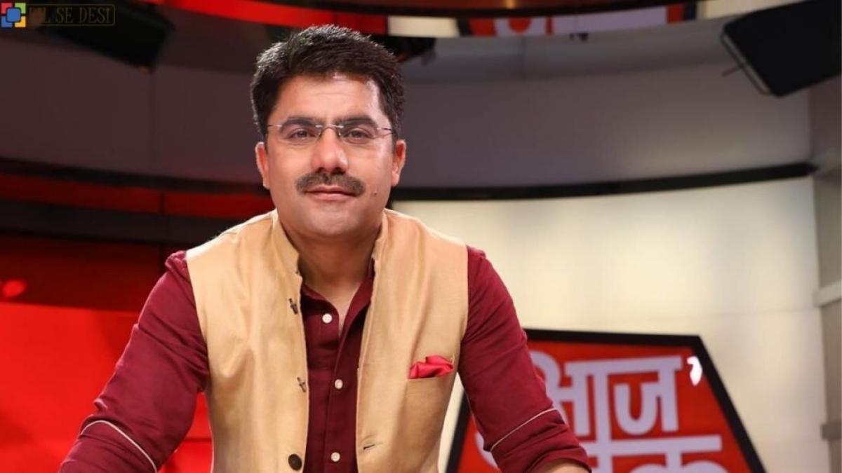 Twitter mourns demise of journalist Rohit Sardana