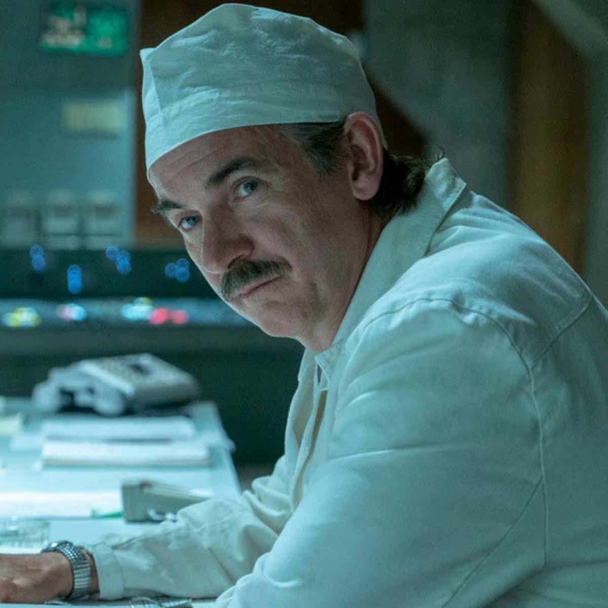 'Harry Potter', 'Chernobyl' actor Paul Ritter dies of brain tumour at 54