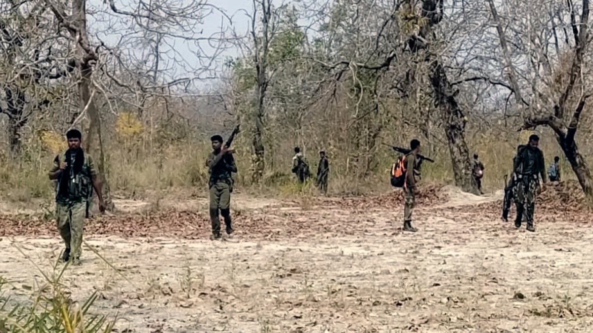 Chhattisgarh: Naxal carrying Rs 5 lakh reward killed in Dantewada