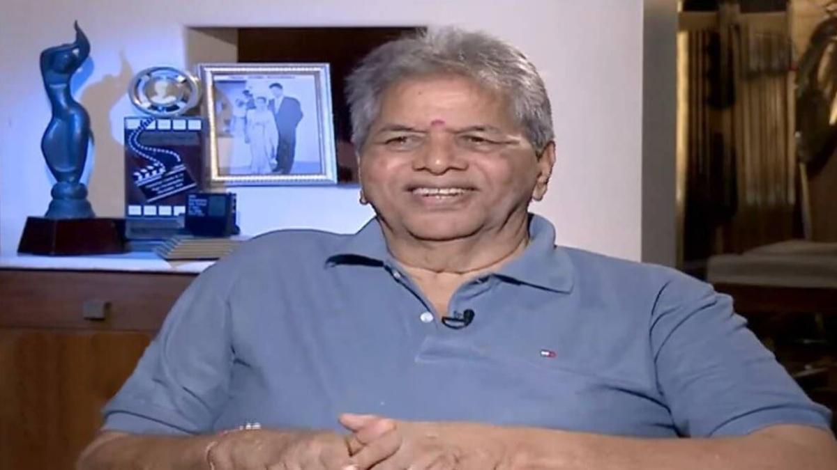 National award-winning film editor Waman Bhonsle passes away; Subhash Ghai, Madhur Bhandarkar pay tribute